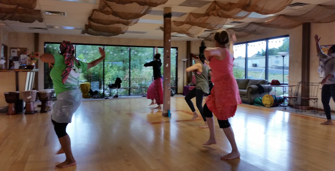 African dance classes in Colorado Springs