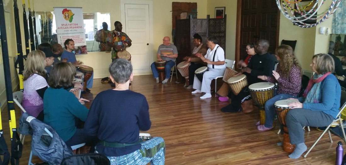 Community Drum Circle and Classes in Colorado Springs