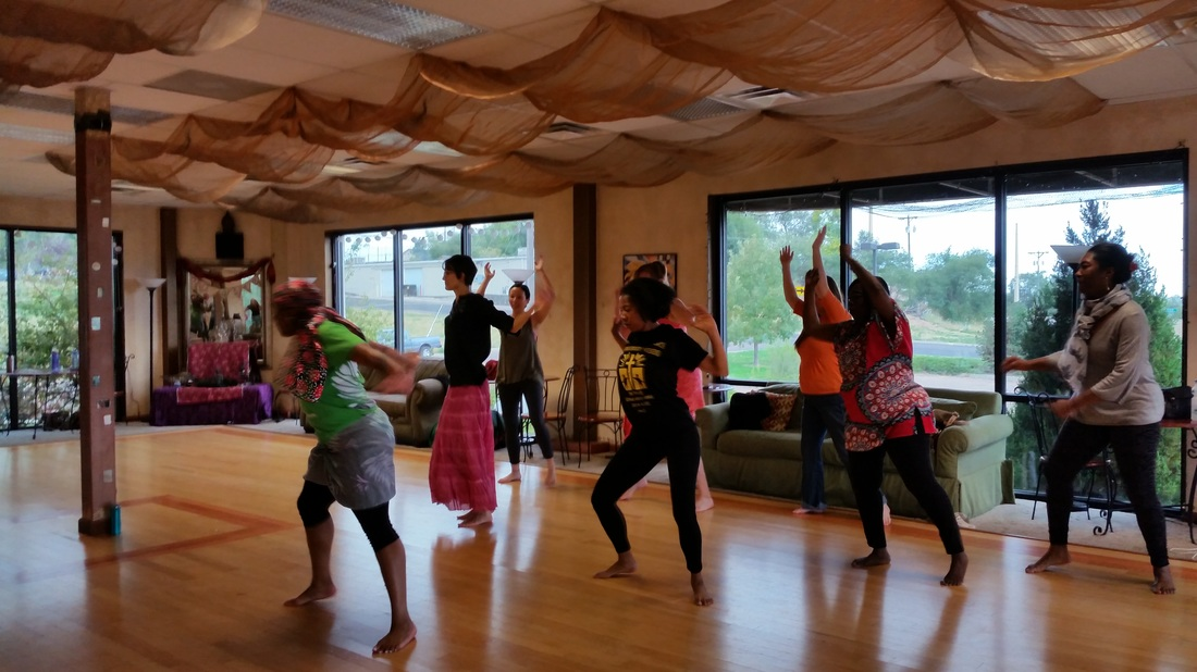 African dance classes in Colorado Springs 01